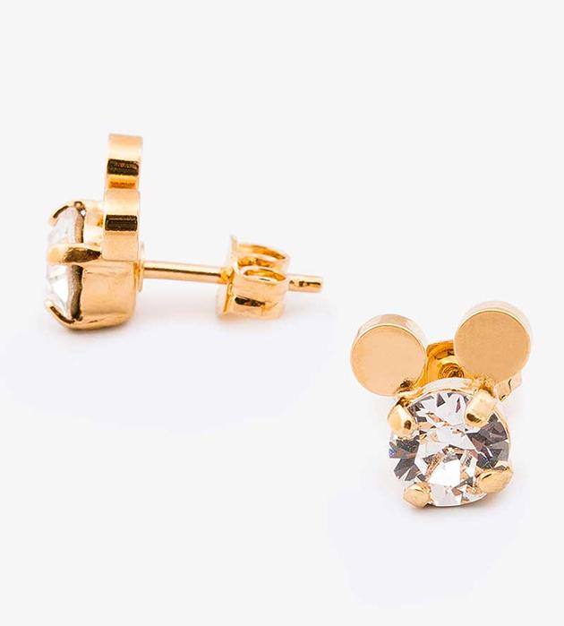 купите очаровательные серьги-гвоздики от Sabrina Dehoff - Earrings pin with mouse