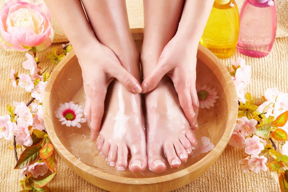 Советы народной медицины при лечении грибка ног