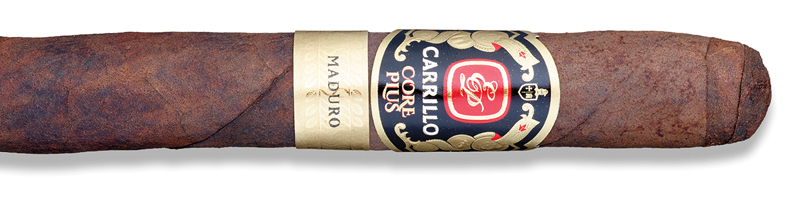 E.P. Carrillo Core Plus Maduro Churchill Especial No. 7