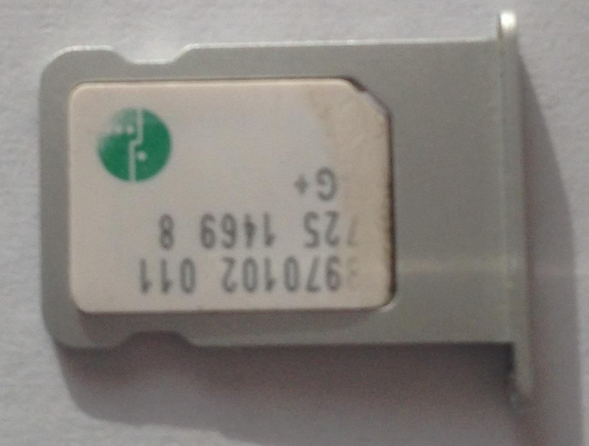 R-sim 12 с симкой