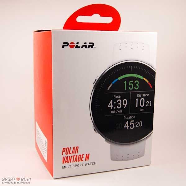 Спортивные часы Polar Vantage M