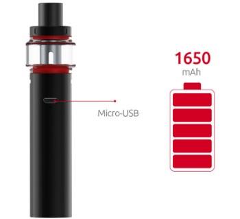Smok - аккумулятор электронной сигареты