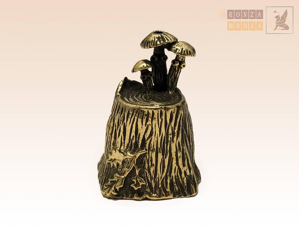 наперсток Пенек с грибами
