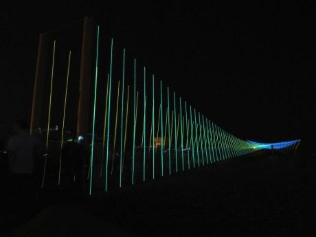 Luminous Passage // Santa Monica, California, USA
