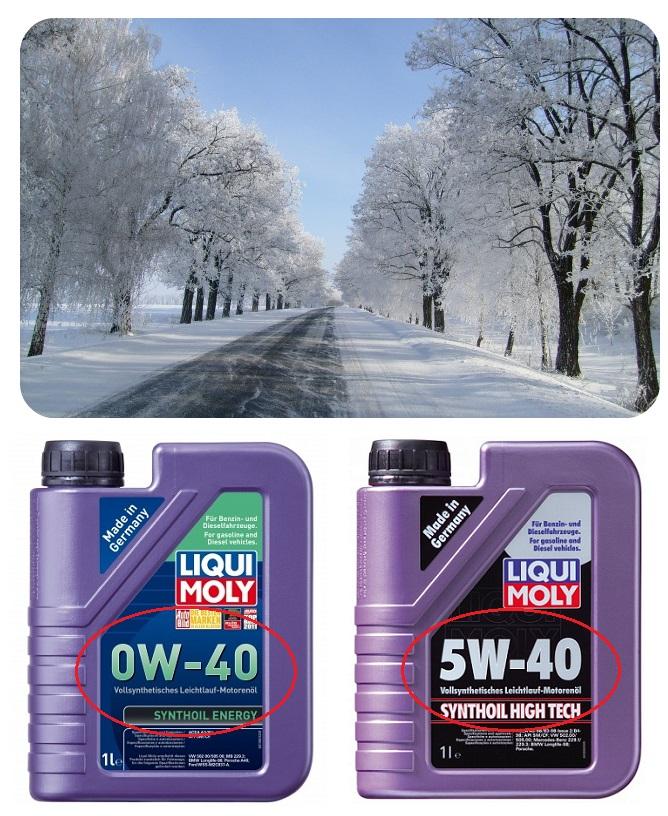 Для зимы какое моторное масло лучше