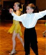 детская одежда для танцев латина