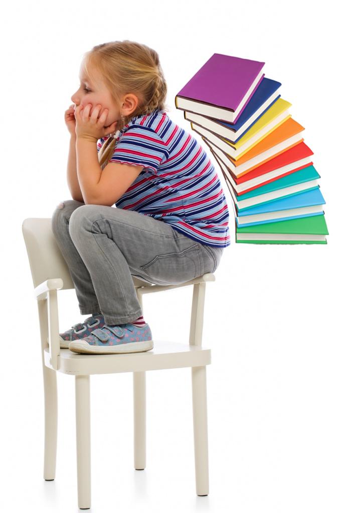 . Неправильная осанка у ребенка? Как её сохранить правильной?
