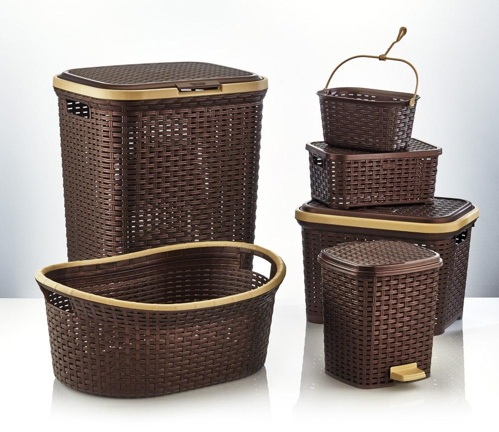 Универсальные корзины для дома