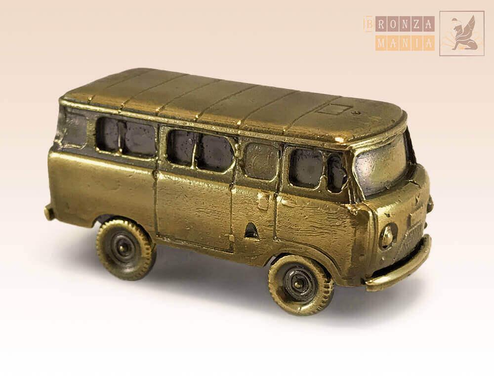 Брелок УАЗ-452 (буханка)