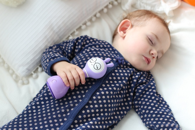Заяц Alilo R1 фиолетовый заказать в интернет-магазине Мама Любит