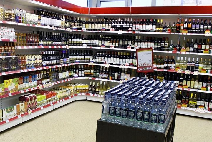 Для работы с большим алкогольным ассортиментом требуется удобная учетная программа