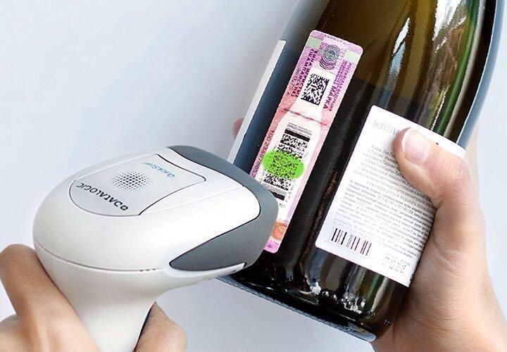 Сканер штрихкодов является важным оборудованием при автоматизации алкомаркета
