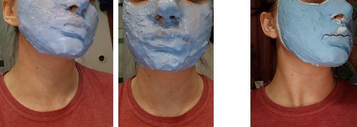 """Фотообзор на альгинатную маску для лица Анти-Стресс """"Клеопатра"""" от ALG&SPA"""