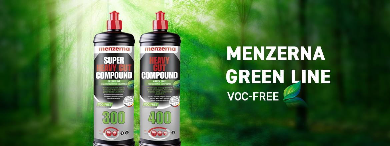 Menzerna Green Line VOC-FREE