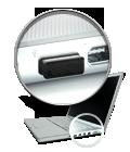 Нано-приемник, который можно оставить в ноутбуке