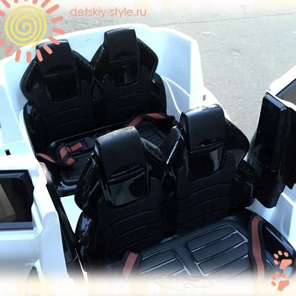 двухместный электромобиль mers лимузин a555aa, river-auto, купить, цена, стоимость, заказ, заказать, резиновые колеса, интернет магазин, официальный дилер, электромобиль a555aa, гарантия, четырехдверный, detskiy-style.ru, бесплатная доставка, доставка по россии, онлайн, отзывы