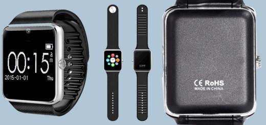 «Смарт»-часы GT08 – большие возможности маленького девайса