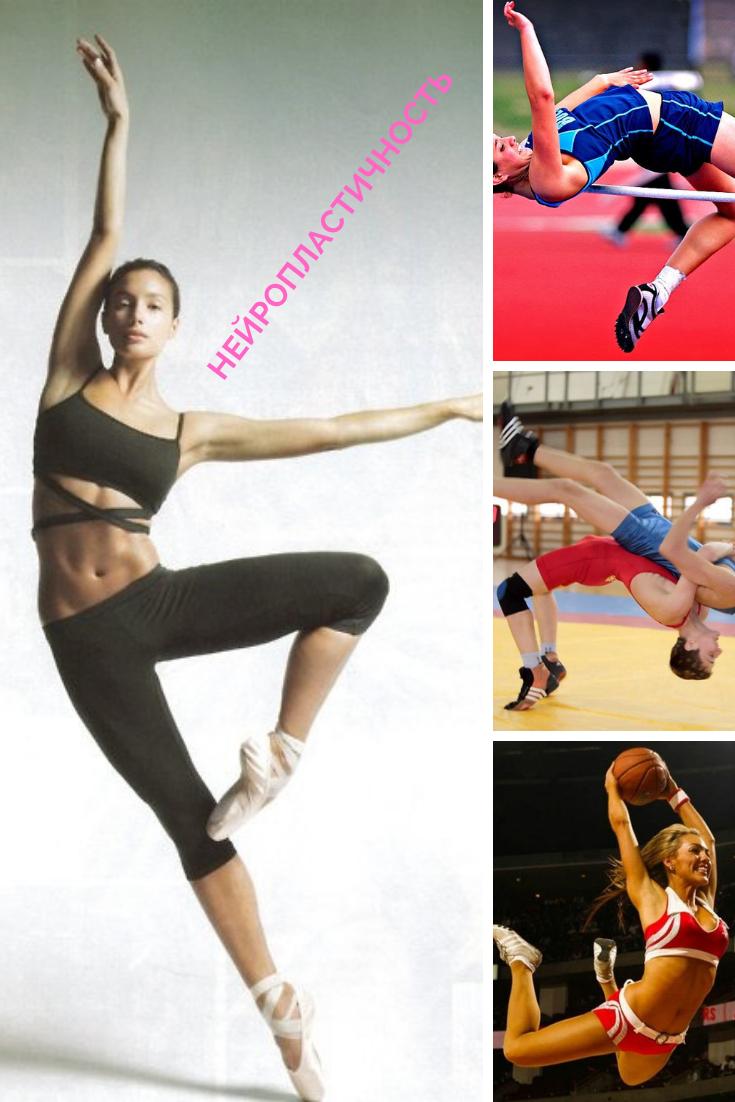 Значение нейропластичности в спорте