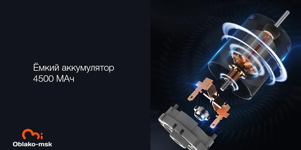 Электробритва Xiaomi SMATE Turbine Razor