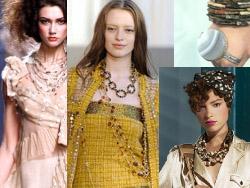 Мода осень-зима 2010-2011 на украшения