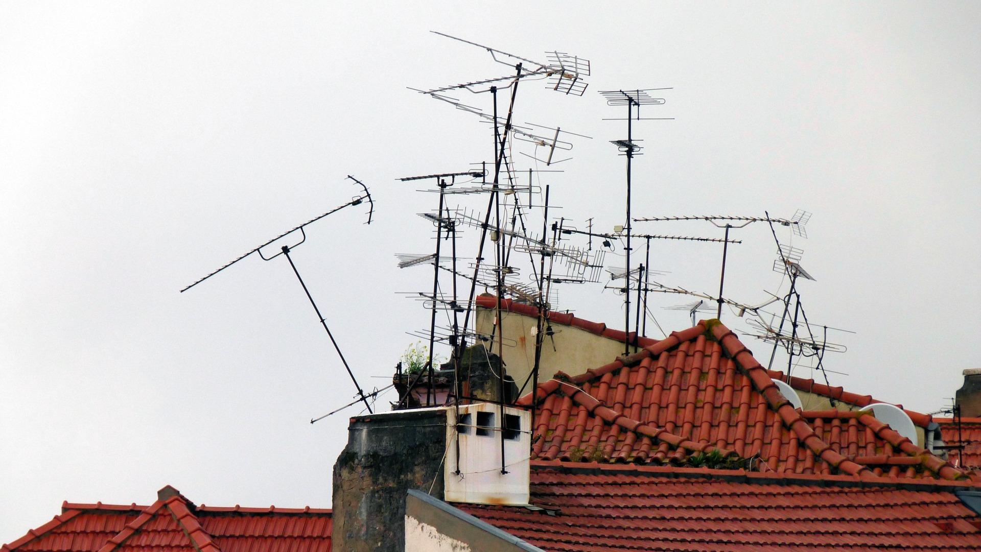 Виды телевизионных антенн