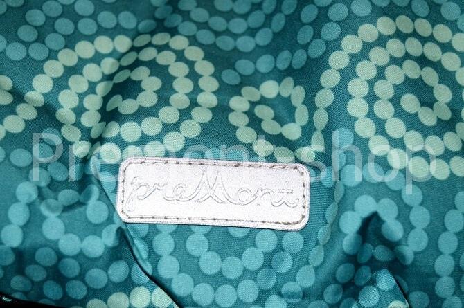 Светоотражатель-логотип на куртке Premont Королева Бофорта