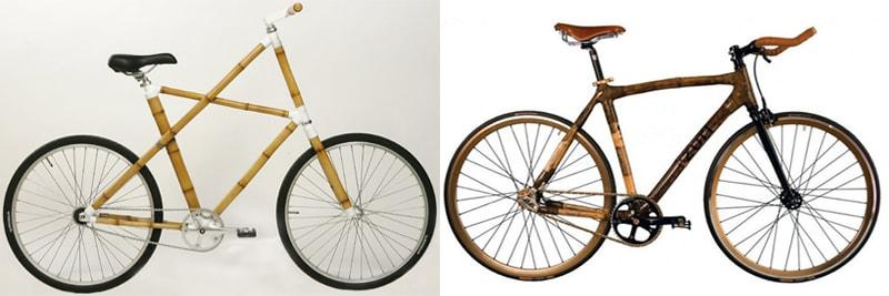 Велосипеды с бамбуковыми рамами