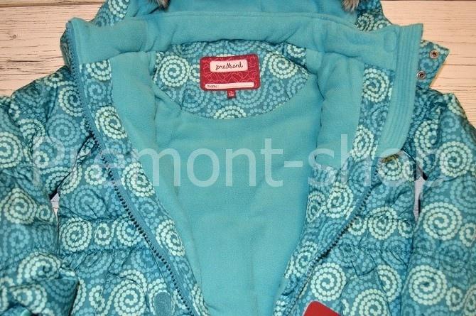 Флис на куртке Premont Королева Бофорта
