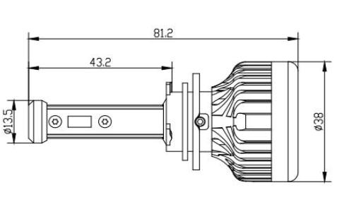 Схема H11 T1