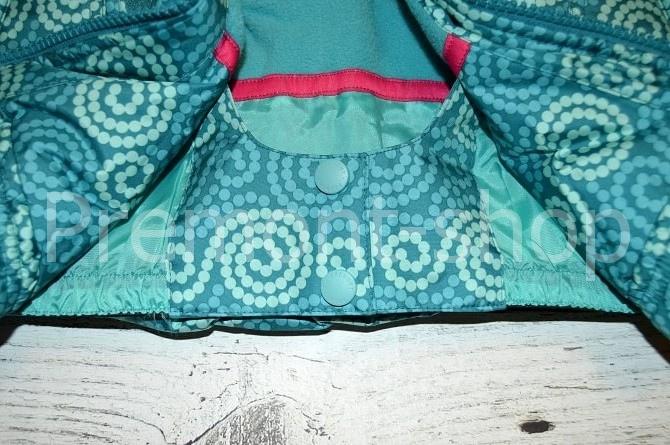 Снегозащитная юбка на комплекте Premont Королева Бофорта