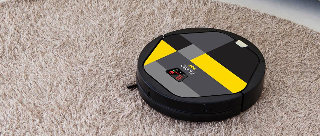 Робот-пылесос iClebo для вашего дома