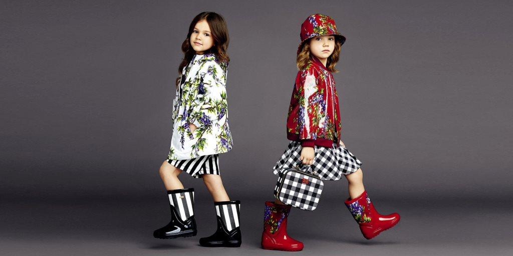 Красивая обувь для девочек