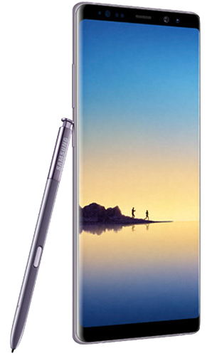Samsung Galaxy Note 8 в оригинале
