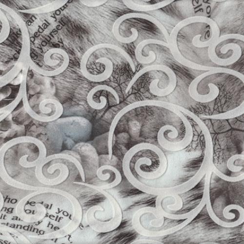 Liana grey Микровелюр 2 категория