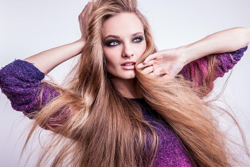 Наращивание волос по уникальной английской технологии.