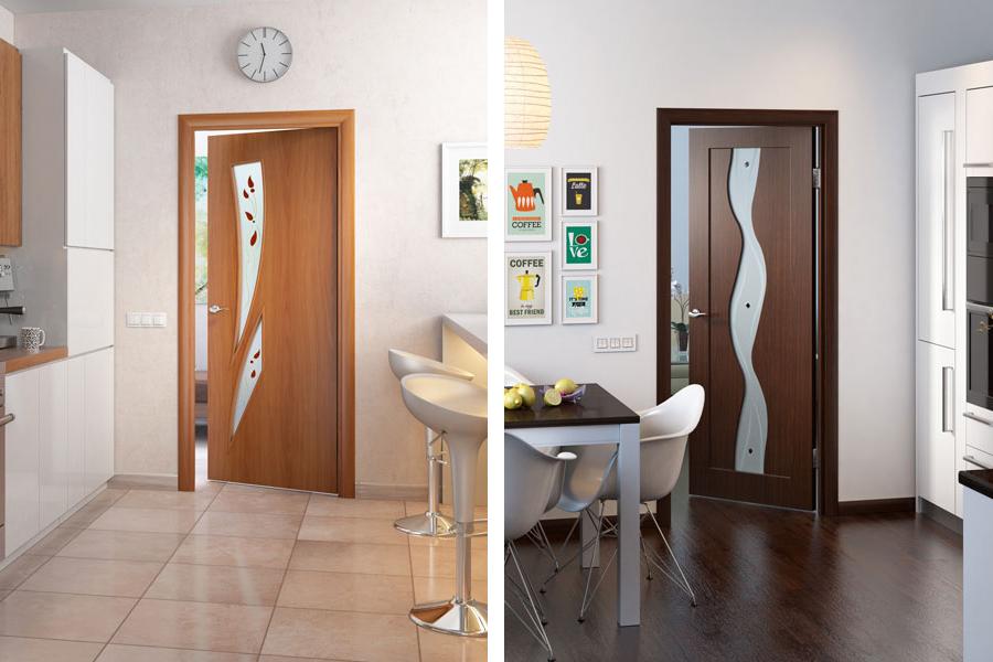 ламиннированные двери как выбрать
