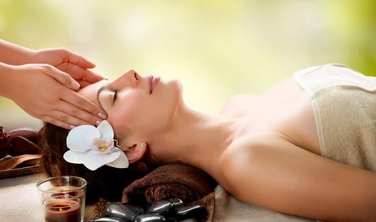 Тайский массаж для головы