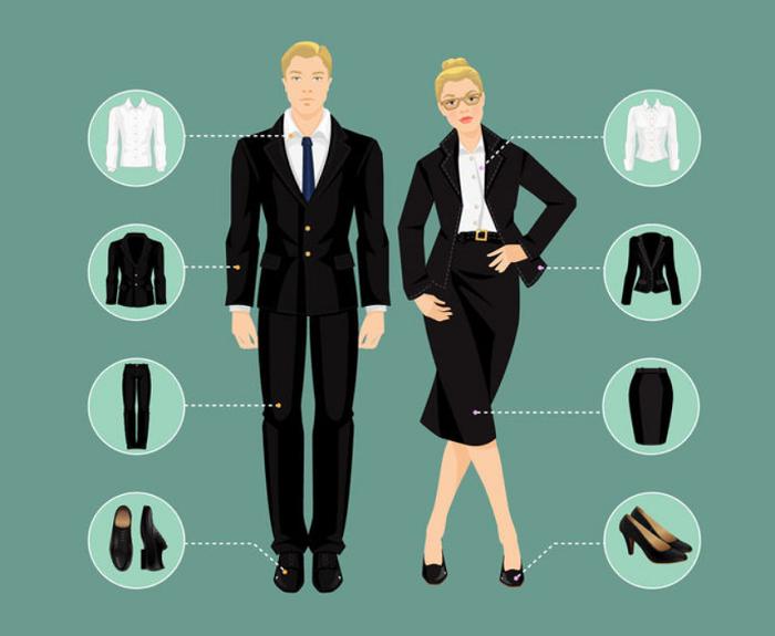 дресс код