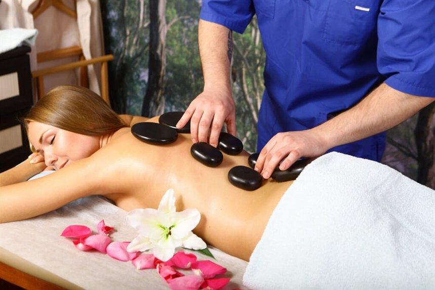 Стоунтерапия: массаж горячими, холодными и контрастными камнями