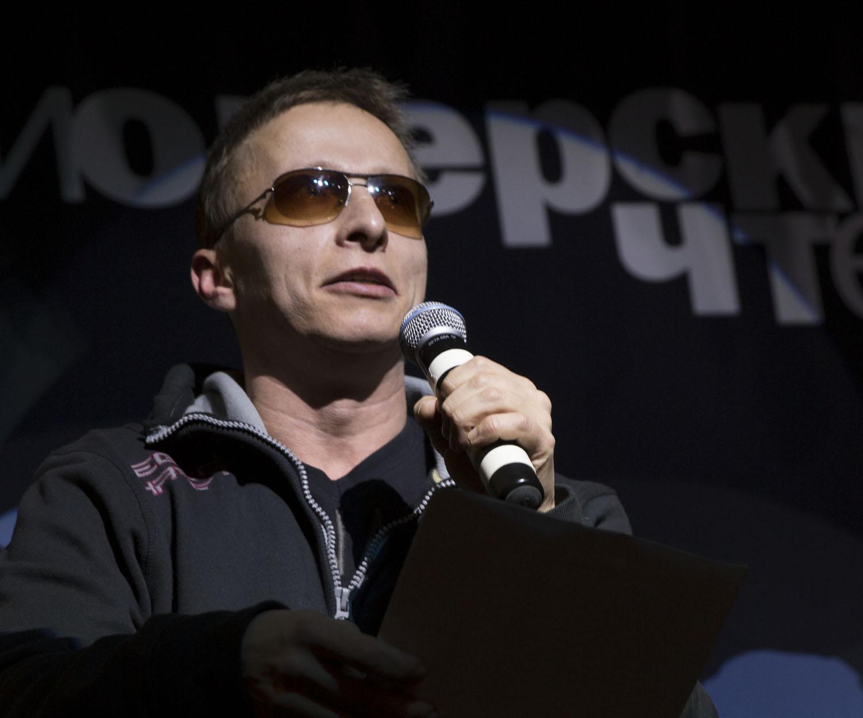 Иван Охлобыстин и его посвящение другу и музыканту Гарику Сукачеву