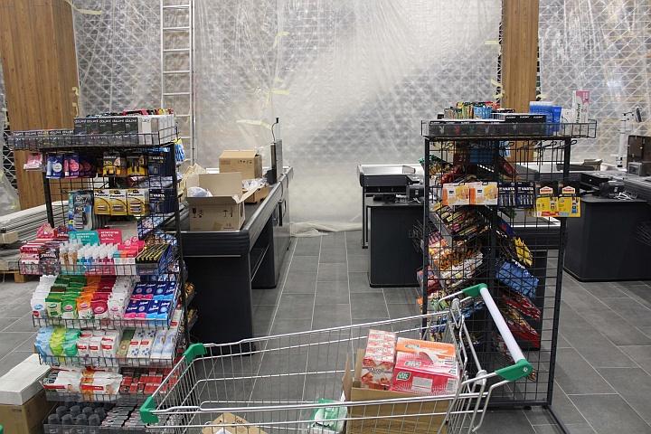 Планировать предкассовую зону лучше до открытия магазина