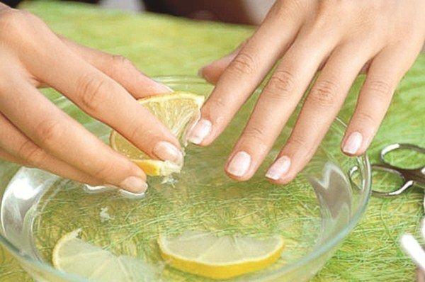 Как сделать ногти крепкими и здоровыми.