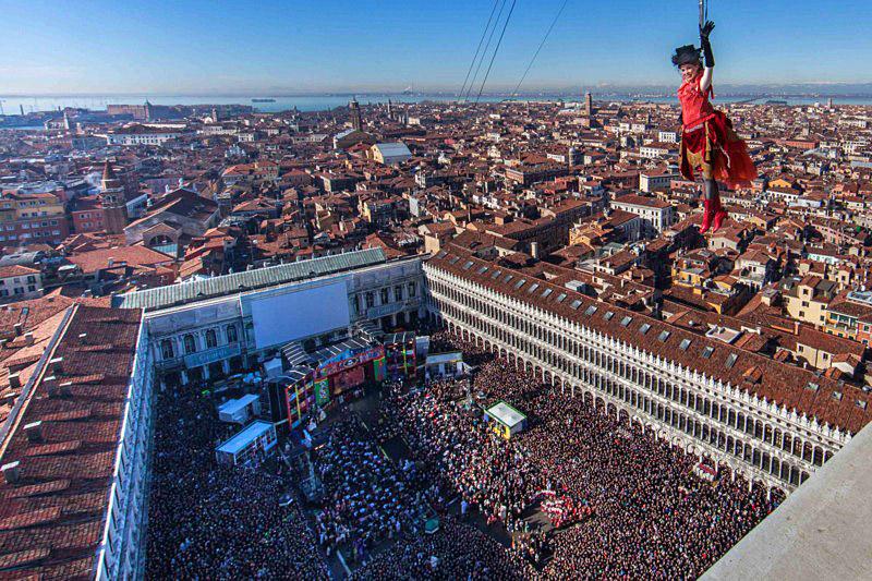 Карнавал на Сан Марко