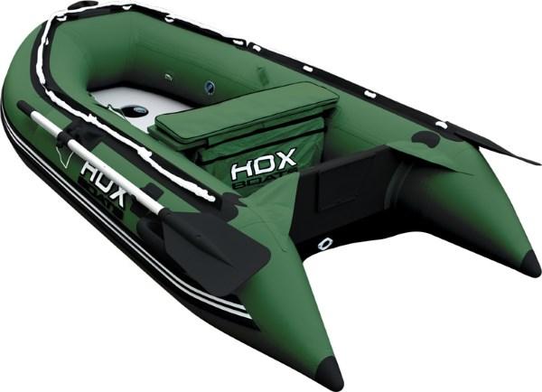 Лодка HDX из ПВХ