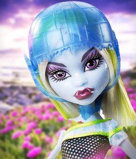 Кукла Эбби Боминейбл - На роликах, Monster High