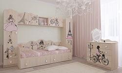 ПАРИЖ Мебель для детей