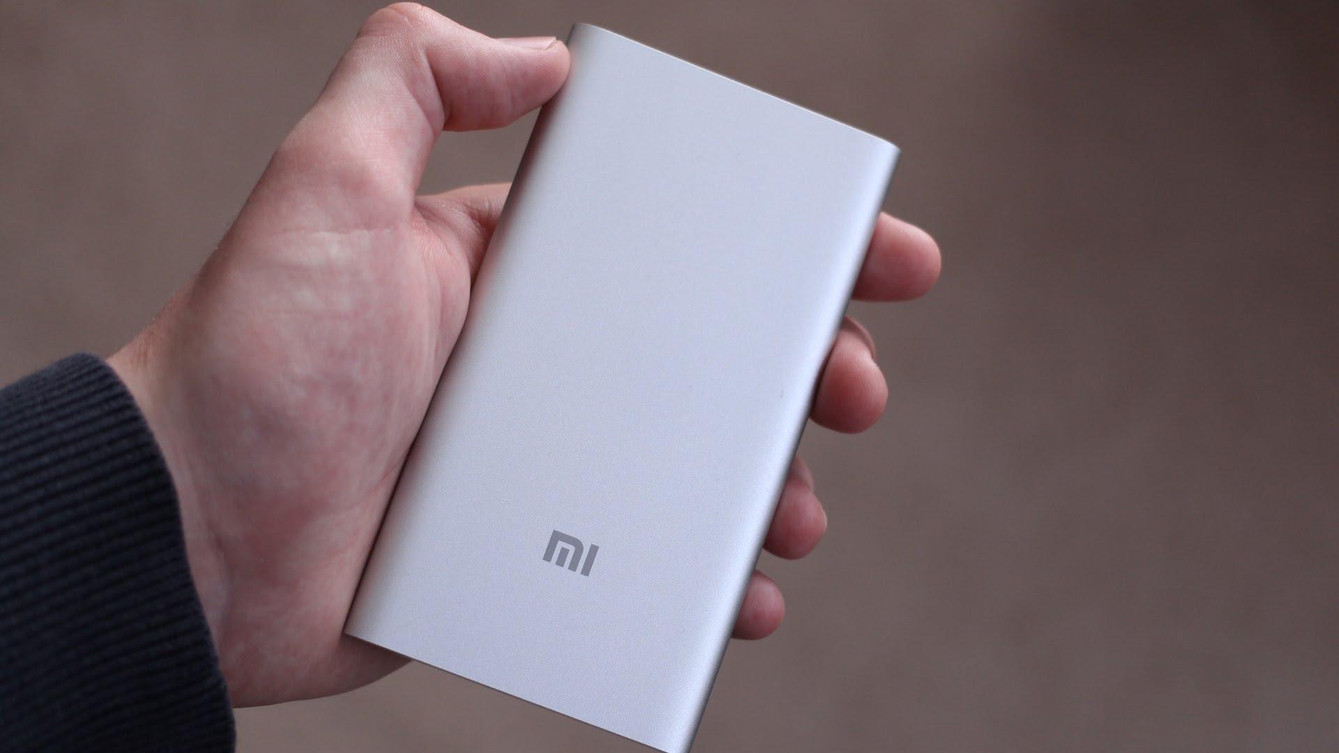 внешний аккумулятор Xiaomi Mi Power Bank 5000 mAh