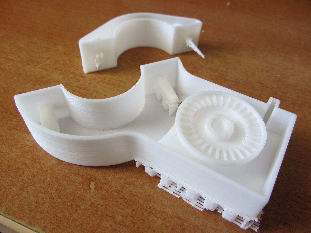 прочность деталей на 3д принтере