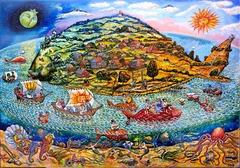 Выставка художника Олега Филатова