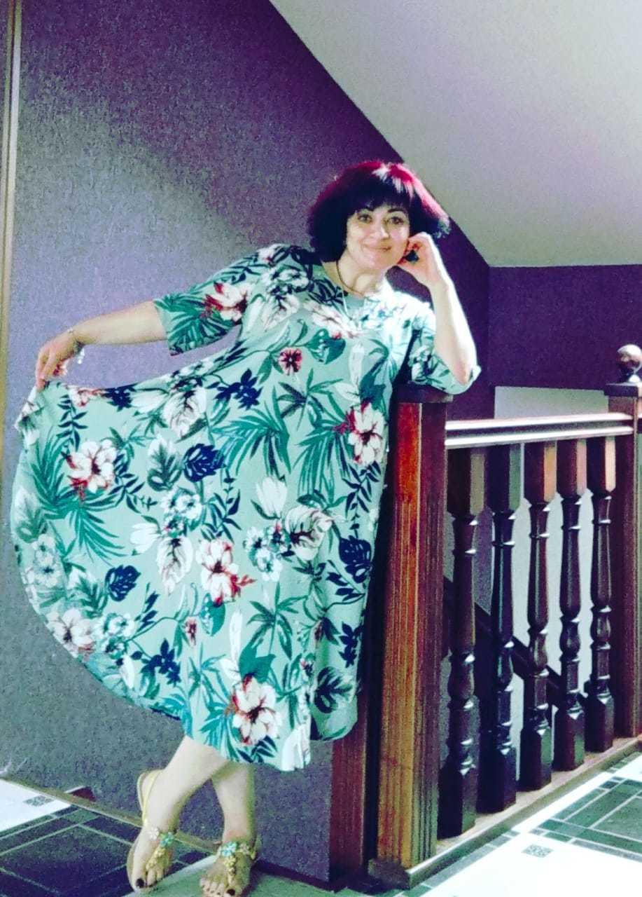Отзыв о платье 5567